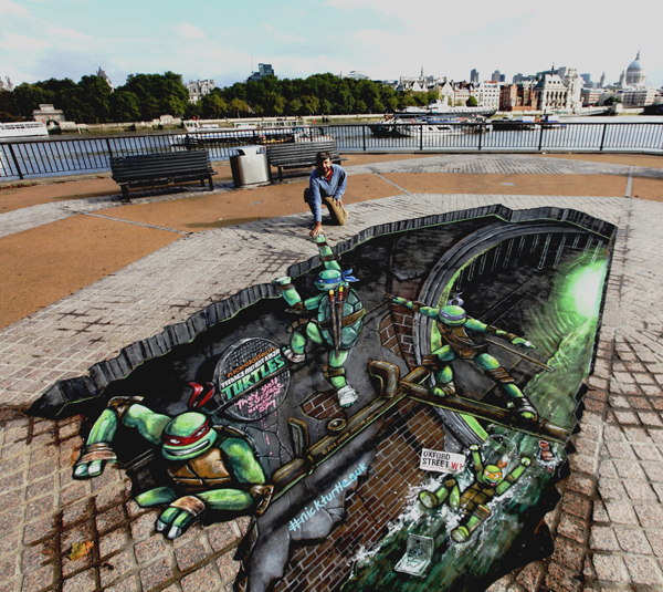 Amazing 3D Art You Must See To Believe It